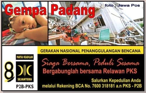 gempa padang P2b