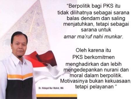 DR Hidayat Nur Wahid, MA